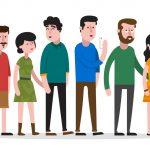 Как удержать приглашенных в группу людей
