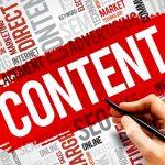 Что такое контент страницы сайта