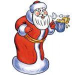 Партнерская программа поздравления от Деда Мороза