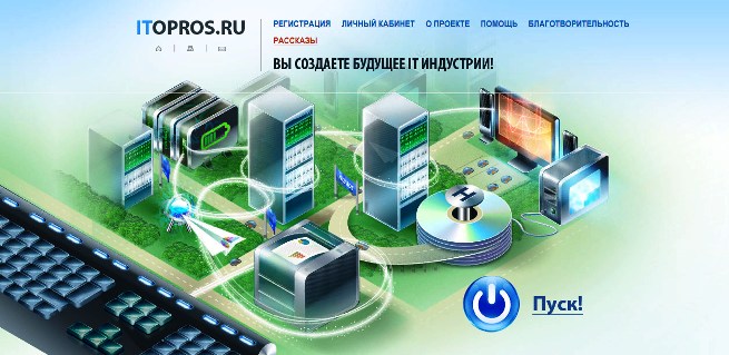 Сервис вопросов Itopros.ru