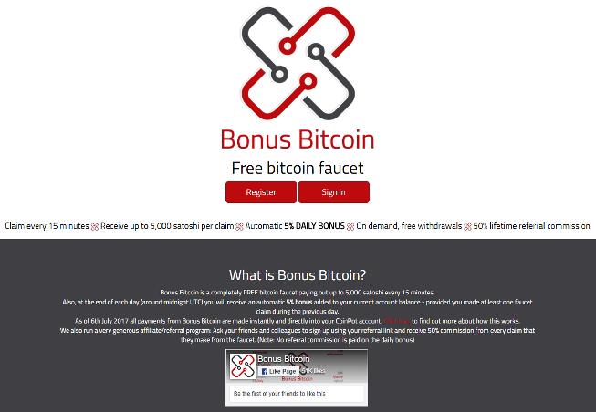 BonusBitcoin
