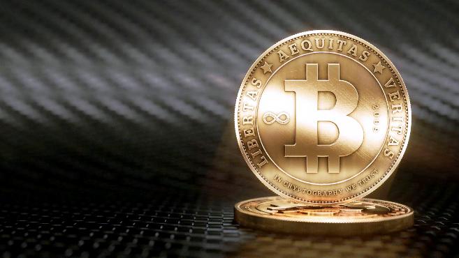 знак bitcoin