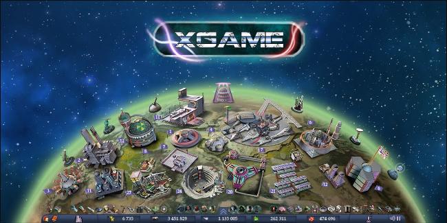 Игра XGame