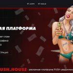 Обзор рекламной сети Push.house