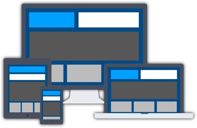 Создание макета сайта под различные платформы